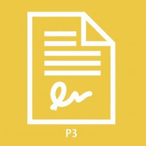 Icona circulars P3