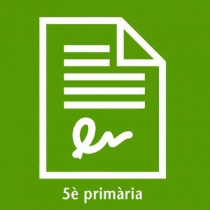 Icona circulars 5è primària