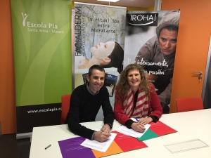 Signatura conveni Roha