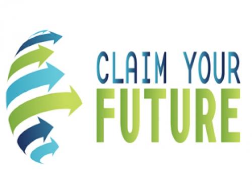 Alumnes de l'escola participen al projecte Claim your future