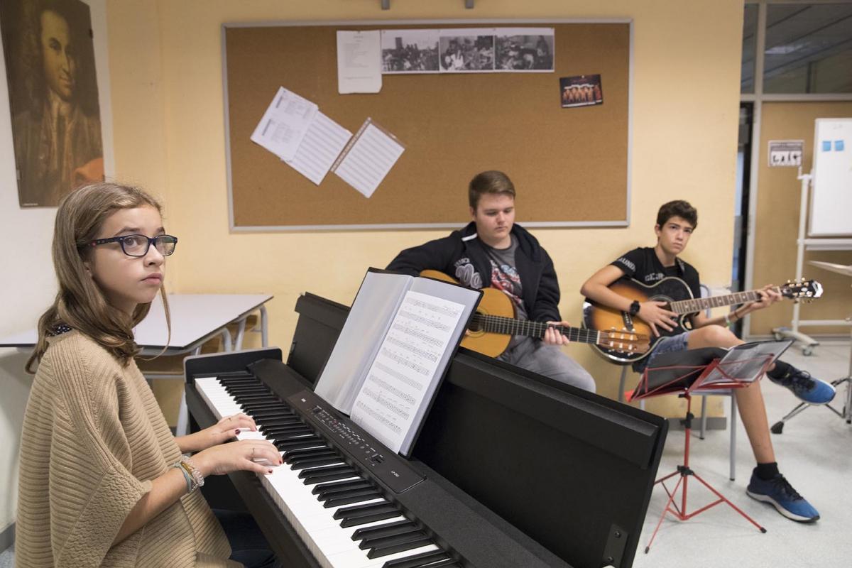 música currículum infantil