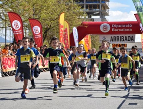 Participem a la Marató Escolar de Mataró