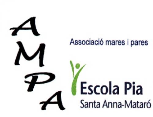 Assemblea general de l'AMPA, curs 2019-2020