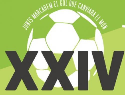El FUTBOL SOLIDARI celebra les seves XXIV Jornades