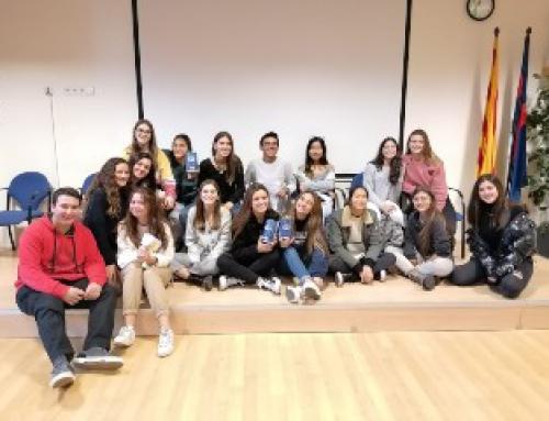 L'Escola Pia Mataró recapta 1.129,54€ per La Marató