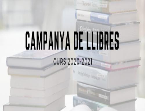 Instruccions campanya de llibres 2020-2021