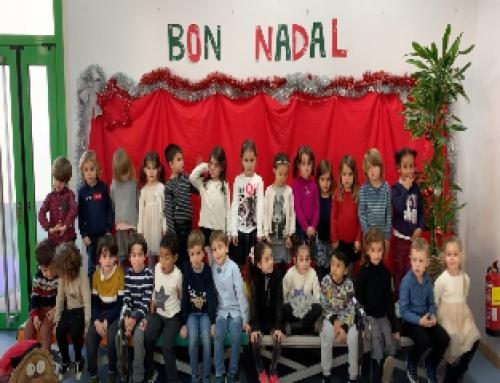 El concert de Nadal d'infantil