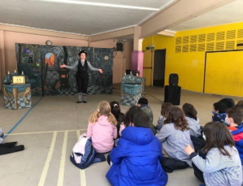 Wanda the Witch arriba a l'escola