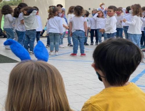 Infantil celebra les Danses de la Primavera